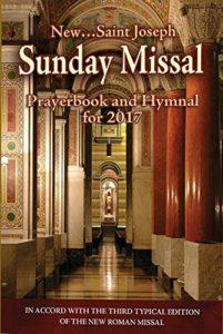 2017 Sunday Missal