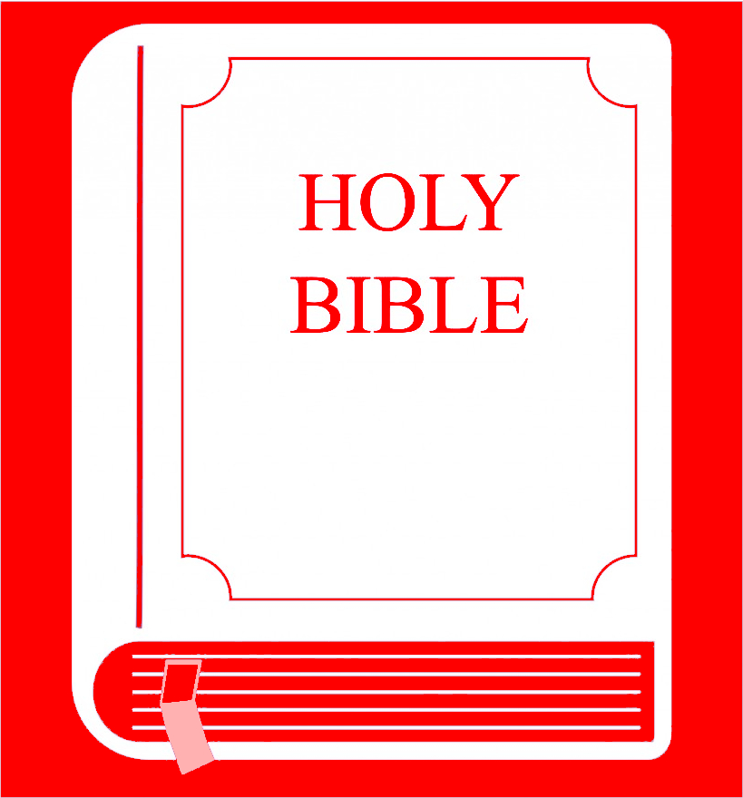 clip art of bible