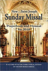 2018 St. Joseph Missal and Hymnal